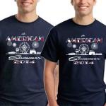 Extra American Summer Shirt Order